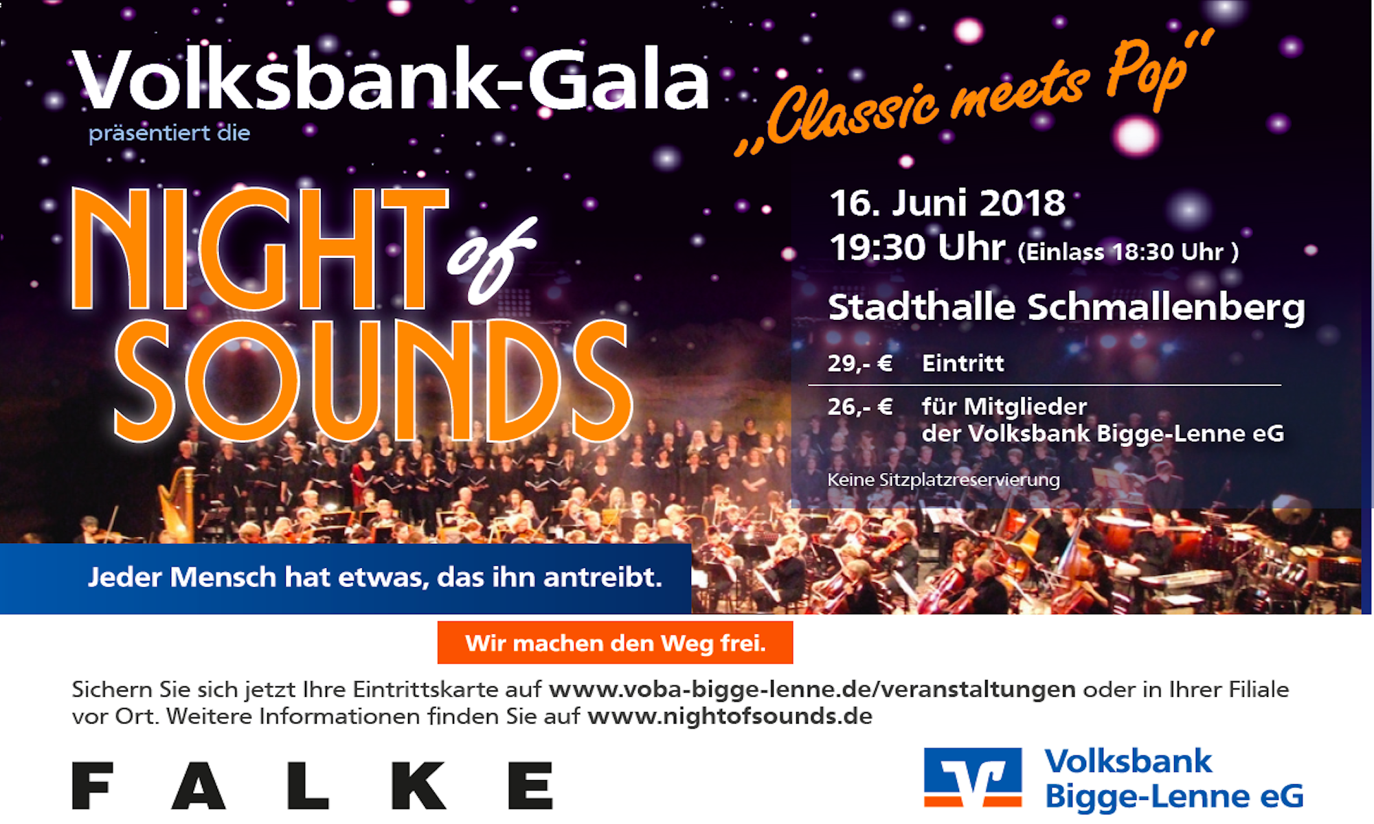 Night of Sounds 2018